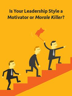 #Leadership comes in many styles. Which one is best for your #business? http://www.insperity.com/blog/leadership-style-motivator-morale-killer/?utm_source=pinterest&utm_medium=post&utm_campaign=outreach&PID=SocialMedia