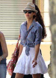 Jessica Alba Hats