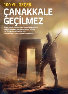 100 Yıl Geçer Çanakkale Geçilmez