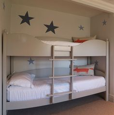 Sweet bunk bed at Calcott Manor