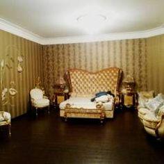 Dormitorios de estilo moderno por Абрикос