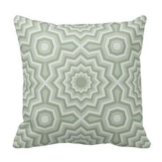 geometric flash color pillows