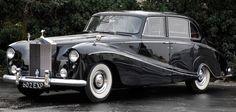 Rolls-Royce Silver Cloud I Saloon – 1958