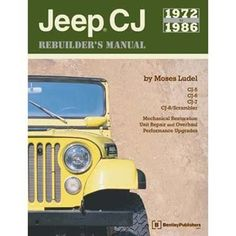Jeep CJ Rebuilder's Manual