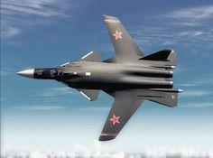 El Sukhoi Su-47 Berkut, también la S designada 32 y la S 37 durante el…