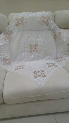 This Pin was discovered by Gül Ribbon Embroidery, Embroidery Designs, Cross Stitch Patterns, Diy And Crafts, Inspiration, Salons, Cross Stitch, Tablecloths, Hardanger