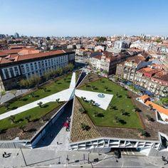 Portugalskie biuro projektowe Balonas and Menano Architects niedawno ukończyło rewitalizację placu w centrum Porto. http://www.sztuka-krajobrazu.pl/570/slajdy/przestrzen-publiczna-ndash-skwer-w-porto