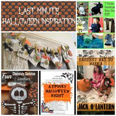 Halloween Inspiration for your family! TablerPartyofTwo.com