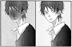 Honey So Sweet - shoujo manga blush Manga Couple, Anime Couples Manga, Anime Guys, Manga Anime, Comic Style Art, Comic Styles, Blushing Anime, Daytime Shooting Star, Anime Akatsuki