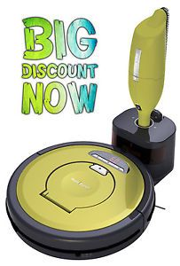 Big discount Now! Mamirobot K7 Lime is just 235Euro now! (Before 299Euro) In Ebay.de!