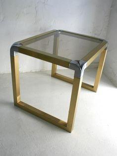 Vintage Spanish Side Table 7
