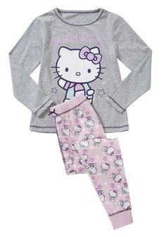 Explore a fantastic range of clothing from F&F at Tesco, with all the latest styles in kids', men's and women's clothes. Hello Kitty Rooms, Hello Kitty Clothes, Hello Kitty Collection, Mexican Dresses, Girl Closet, Kids Zone, Girls Pajamas, Kawaii Clothes, Pyjamas