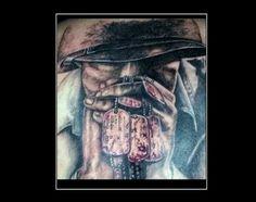 30 Best Military Tattoos Designs and Ideas - Tattoo Motive für Frauen Us Army Tattoos, Patriotische Tattoos, Bild Tattoos, Military Tattoos, Badass Tattoos, Body Art Tattoos, Sleeve Tattoos, Tattoos For Guys, Tatoos