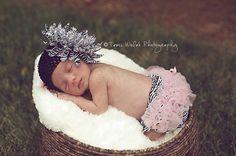 Adorable Infant Baby Girl Zebra Bloomers by alittlesugarandsass, $21.99