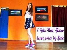 I Like That -Sistar Dance Cover by Jade