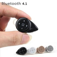 Mini Wireless in-ear Bluetooth Earpiece  Price: 9.95 & FREE Shipping  #bluetooth|#tech|#electronics|#gadgets