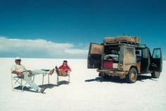 Gunther Holtorf's 23 year road trip with 'Otto', his 1988 Mercedes