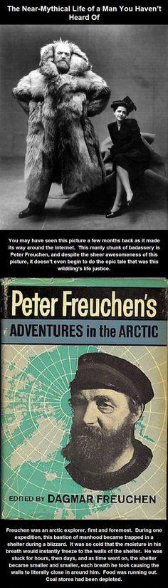 The Adventures Of Peter Freuchen