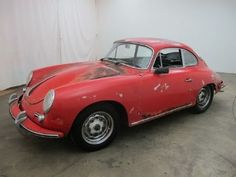 Online veilinghuis Catawiki: Porsche 356 BT6 COUPE – 1962