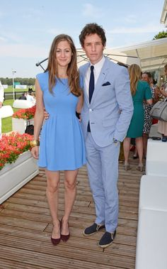 Pin for Later: It's Official: No One Wears a Suit Better Than Eddie Redmayne  One thing's for sure: his wife, Hannah Bagshawe, is a lucky gal.
