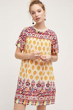 Caltha Swing Dress - anthropologie.com