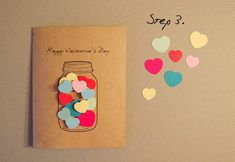 #DIY #Valentine #Card