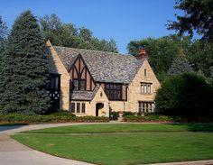 the Tudor dream by dnj_Brian, via Flickr