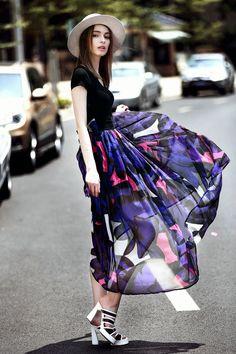 Doresuwe.com SUPPLIES 2015夏新しい欧米大物マキシ 修身ファッションワンピース  マキシワンピース (3)