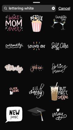 Instagram Blog, Frases Instagram, Instagram Words, Instagram Emoji, Instagram Editing Apps, Iphone Instagram, Ideas For Instagram Photos, Creative Instagram Photo Ideas, Instagram Frame