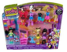 Amazon.es: Polly Pocket Dress Up Party: Juguetes y juegos