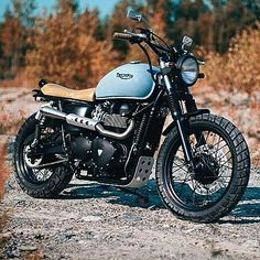 Triumph Bonneville T100 by Clockwork Motorcycles