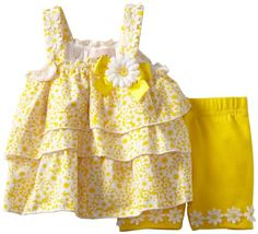 easy to sew short sets for little girls - Google Search