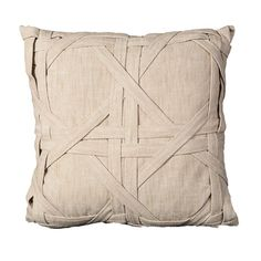 Grable Pillow in Natural