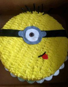 Minniun cake ♡