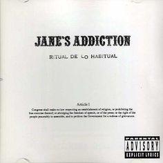 Jane's Addiction, Ritual de lo Habitual