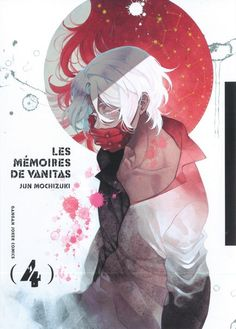 Vanitas no Carte Book Cover (comes with Gangan JOKER's issue) Manga Art, Anime Manga, Anime Guys, Anime Art, Manga Drawing, Pandora Hearts, Vampires, The Ancient Magus Bride, Fanart