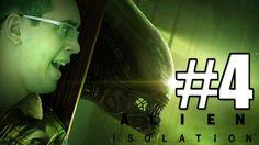 Alien Isolation: 🎵ROBÔ DANÇARINO🎵 │Parte 4
