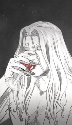 Castlevania Dracula, Alucard Castlevania, Castlevania Netflix, Castlevania Lord Of Shadow, Manga Art, Manga Anime, Anime Art, Camille League Of Legends, Castlevania Wallpaper