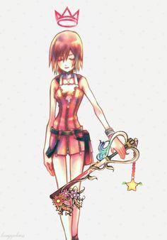 Kairi, Kingdom Hearts