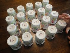 Magic Number Cups: Six Math Games With Paper Cups