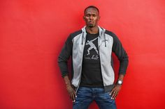 Puma x Usain Bolt lookbook