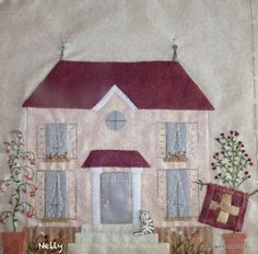 Scrap,quilt and stitch: Cherche maison...