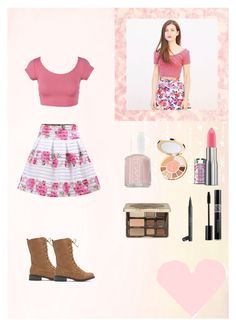 """""""Maybaby Outfit!"""" by mikaelapellerin ❤ liked on Polyvore"""