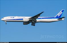 JA794A : Boeing 777-381ER : All Nippon Airways (ANA)