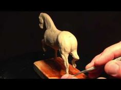 ▶ My 2nd Horse Sculpt part-2 - YouTube