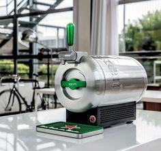 Heineken : The Sub, la stratégie Nespresso adaptée à la tireuse à bière