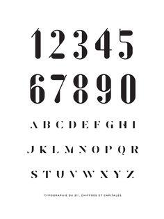 21e arrondissement - la identidad de marca de Gabriel Lefebvre, a través de Behance