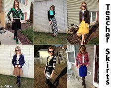 A Little Bit of WoWe : Teacher Wardrobe Staples [Part 1]