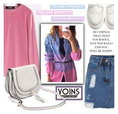 """YOINS (9/V)"" by samketina ❤ liked on Polyvore featuring yoins, yoinscollection and loveyoins"