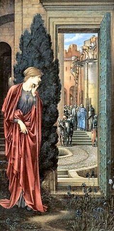 The Tower of Brass (Danae) Edward Burne-Jones